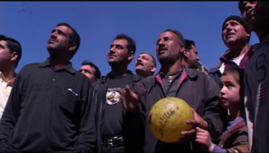 31 MILLONES DE ROSTROS: UN DIÁLOGO CON  ABBAS FAHDEL, DIRECTOR DE HOMELAND: IRAQ YEAR ZERO